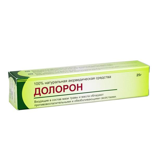 долорон мазь купить в москве в аптеке